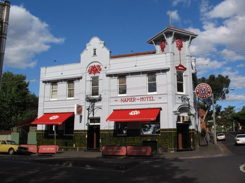 Napier Hotel